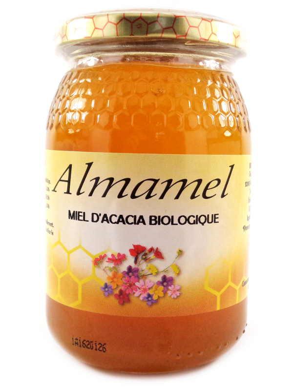 Miel Acacia Agriculture Biologique