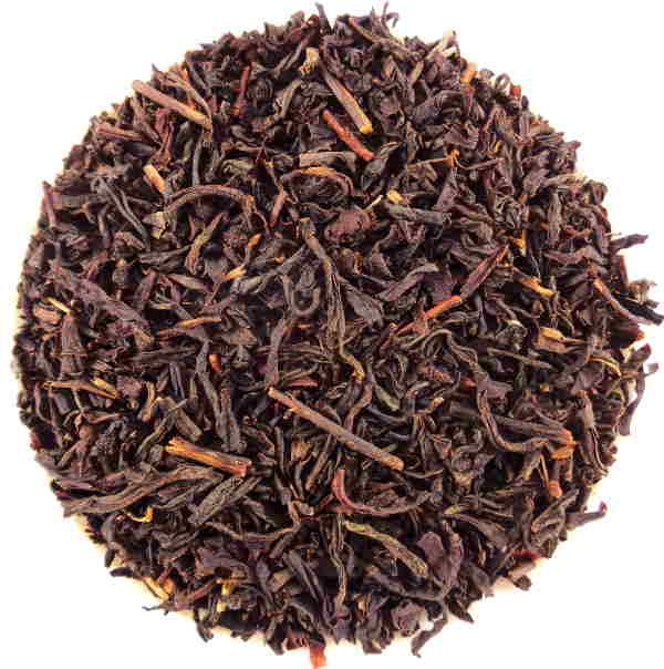 Thé Noir au Lotus