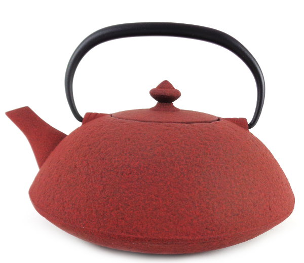 Th i re japonaise en fonte premium wazuqu muji rouge 0 65 - Theieres en fonte japonaises ...