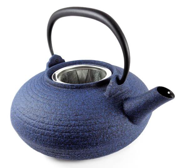 Th i re japonaise en fonte premium wazuqu itome bleu - Theieres en fonte japonaises ...