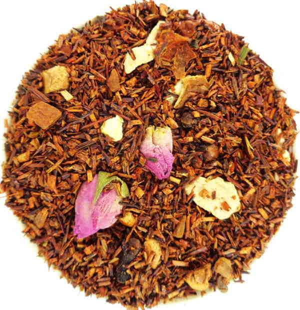 Rooibos de Noel Orange Cannelle Girofle Biologique