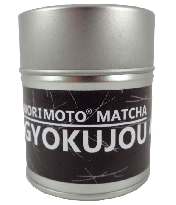 Matcha Japon Biologique Boite Metal Morimoto Gyokujou