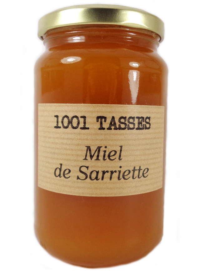 Miel de Sarriette Doux Crémeux Espagne