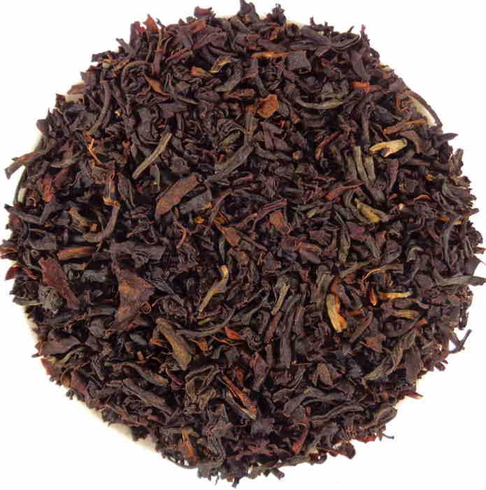 Thé noir d'Inde Assam SEWPUR BIO TGFOP
