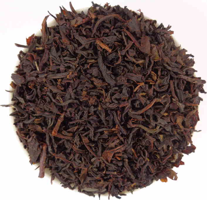 Thé noir Biologique Nilgiri Korakundah Inde du Sud