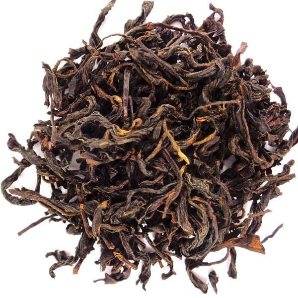 thé rouge noir de java Halimum naga merah biologique