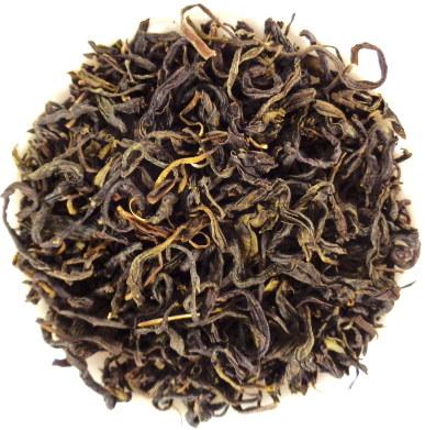 The Jaune Yellow Green Tea