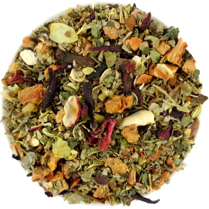 Tisane Ayurveda Relaxation Biologique Houblon Camomille
