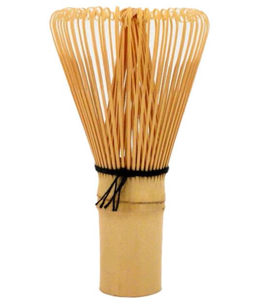 Fouet Bambou pour Thé Vert Matcha Japonais 80 Brins