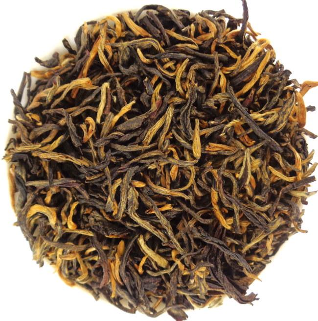 Thé Noir Golden Yunnan aux Pointes Dorées Sélection Premium GFOP Biologique