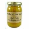Miel Pollen Gelle Royale Ginseng