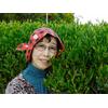 Madame Haruyo Morimoto dans Jardin de Thé Japonais Bio