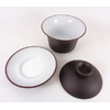 Zhong Gaiwan Chine Soucoupe et Couvercle