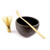 Coffret Cérémonie thé vert matcha japonais premium noir