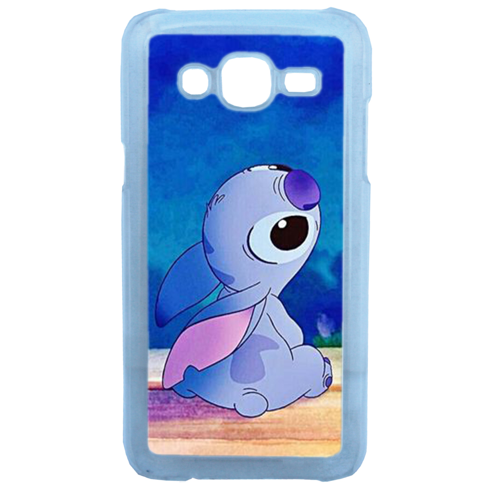 coque rigide disney lilo et stitch 1 pour samsung galaxy j3 2016 ebay. Black Bedroom Furniture Sets. Home Design Ideas