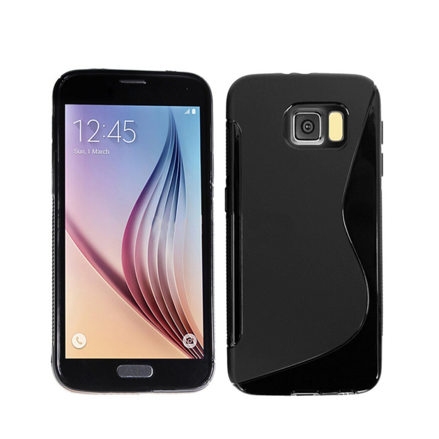 Etui housse coque gel vague s samsung galaxy s7 edge ebay for Housse galaxy s7 edge