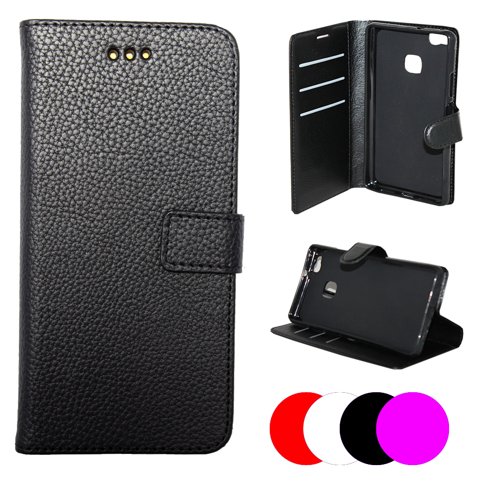 Etui housse coque portefeuille huawei ascend p9 lite ebay for Housse huawei p9 lite