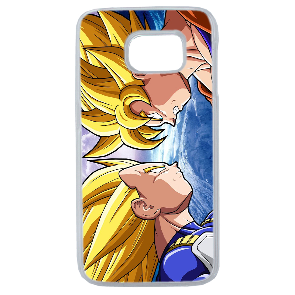 Coque Rigide Pour Samsung Galaxy S6 Edge Plus Motif Dragon Ball Z