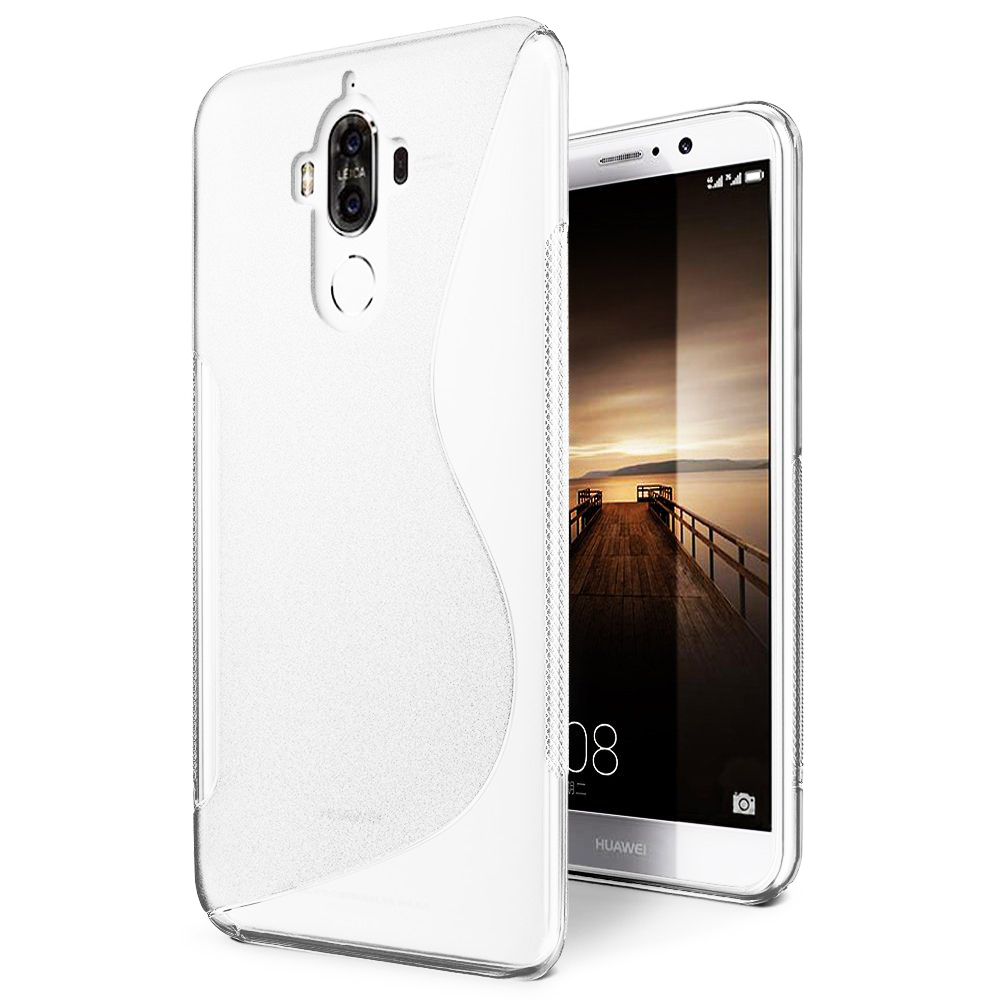 Etui housse coque gel vague s pour huawei mate 9 ebay for Housse huawei mate 9