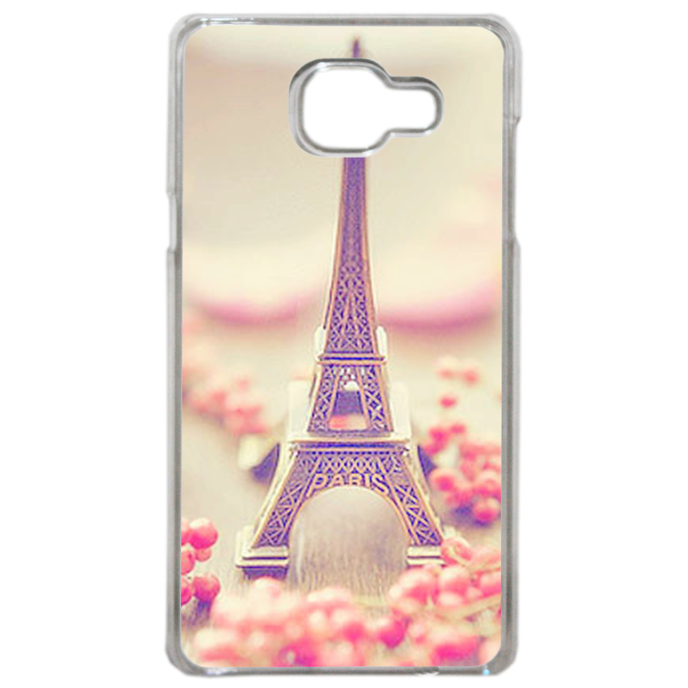 Coque Rigide Pour Samsung Galaxy A5 2017 Motif Paris 2 Tour Eiffel France