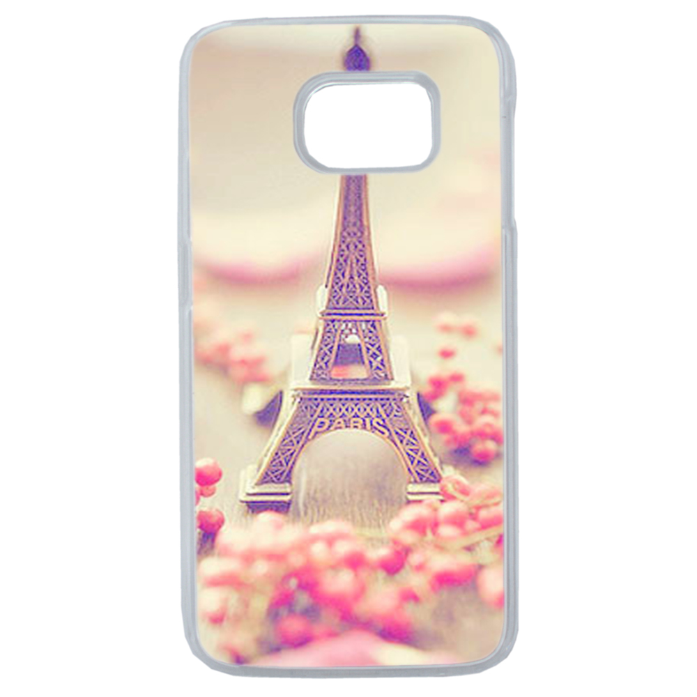 Coque Rigide Pour Samsung Galaxy S7 Motif Paris 2 Tour Eiffel France