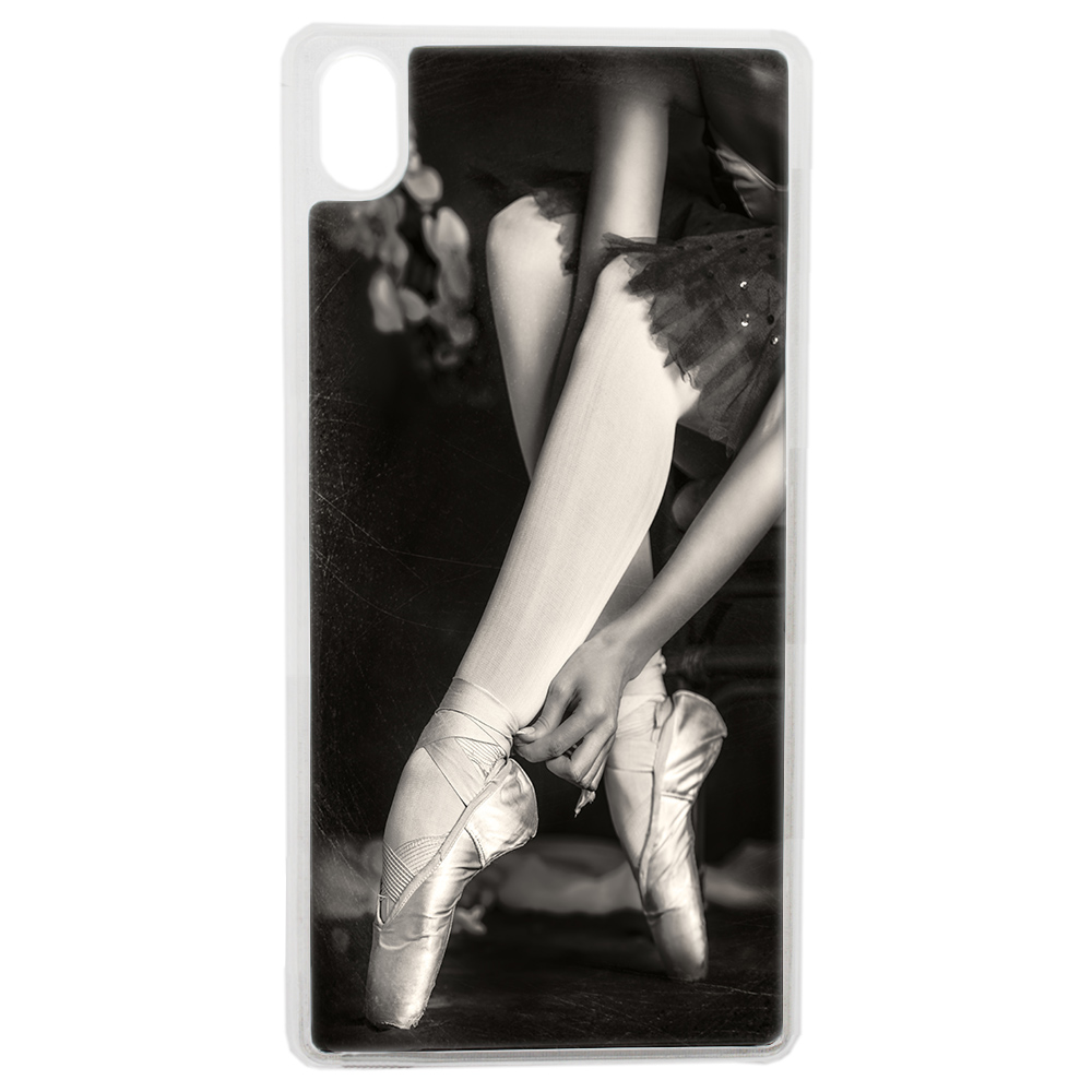 Coque Rigide Pour Apple Iphone Xs Motif Danseuse Ballerine