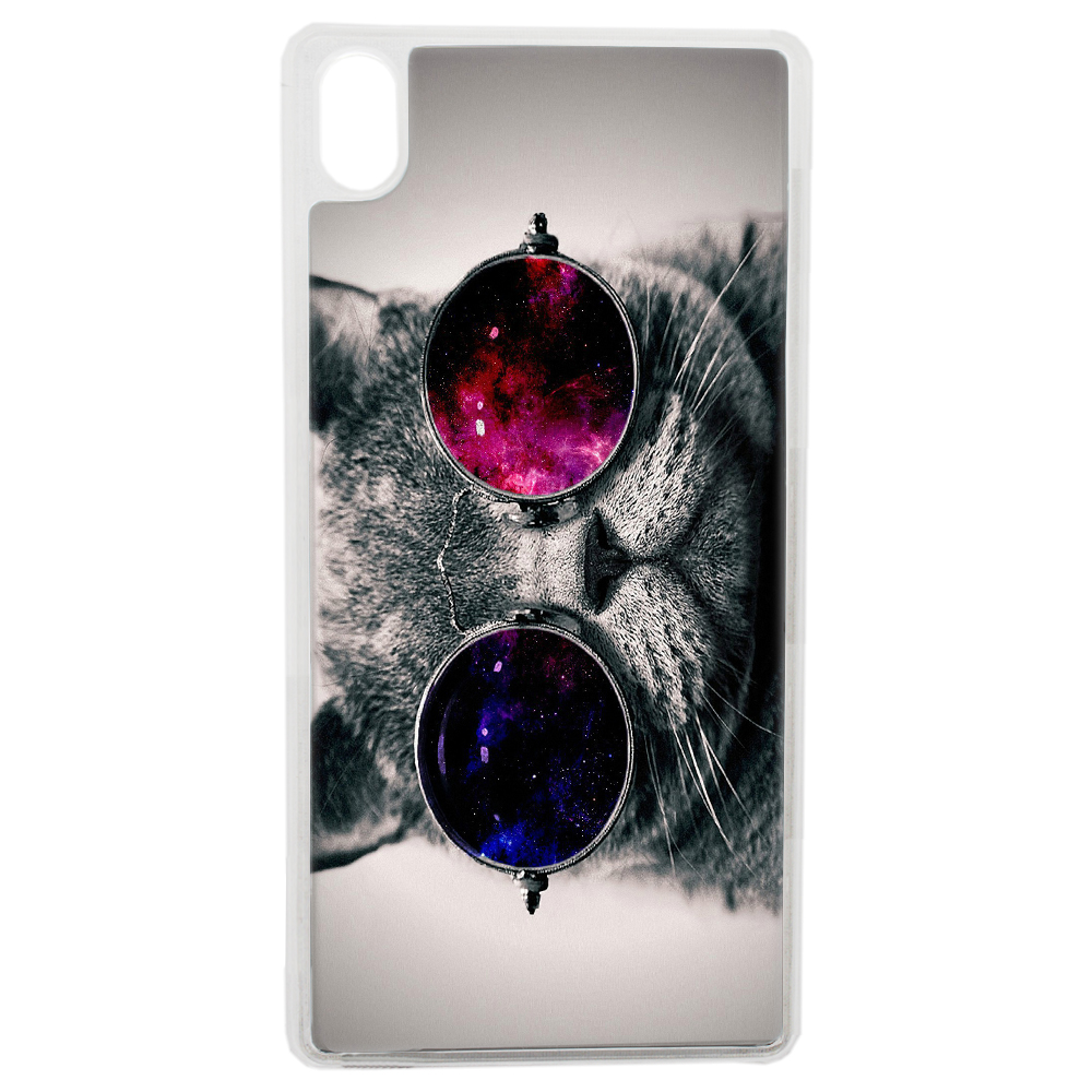 Coque Rigide Pour Apple Iphone Xs Max Motif Chat Swag Humour
