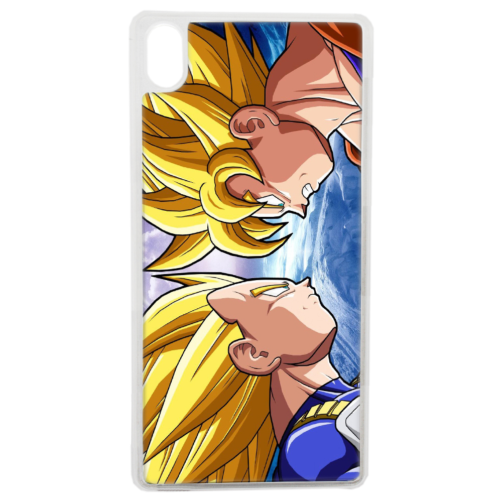 Coque Rigide Pour Apple Iphone Xs Motif Dragon Ball Z