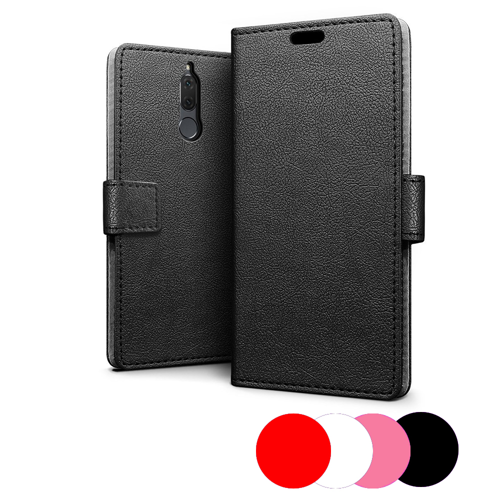 Etui housse portefeuille pour huawei mate 10 lite huawei for Housse huawei mate 10 lite