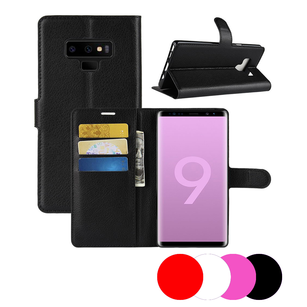 Etui Housse Portefeuille Pour Samsung Galaxy Note 9