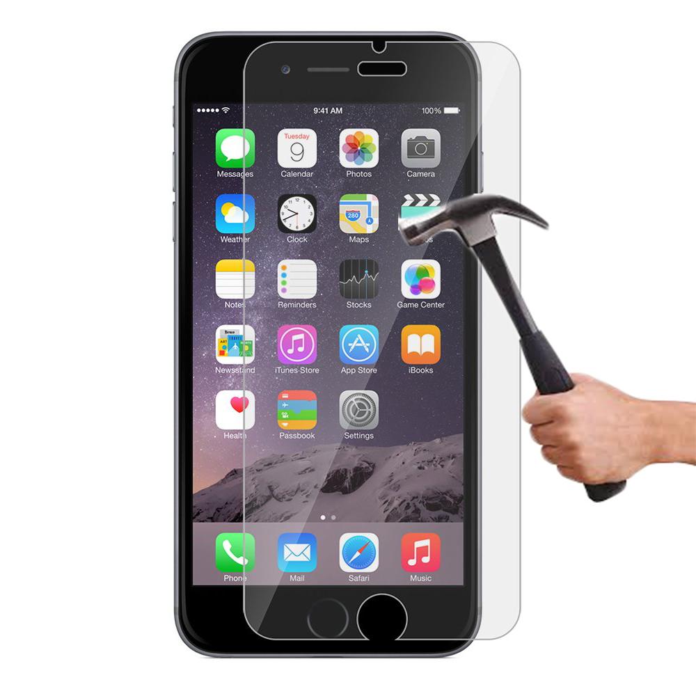 Film Verre Trempé Protection Anti Choc Pour Apple Iphone 6 - 6s
