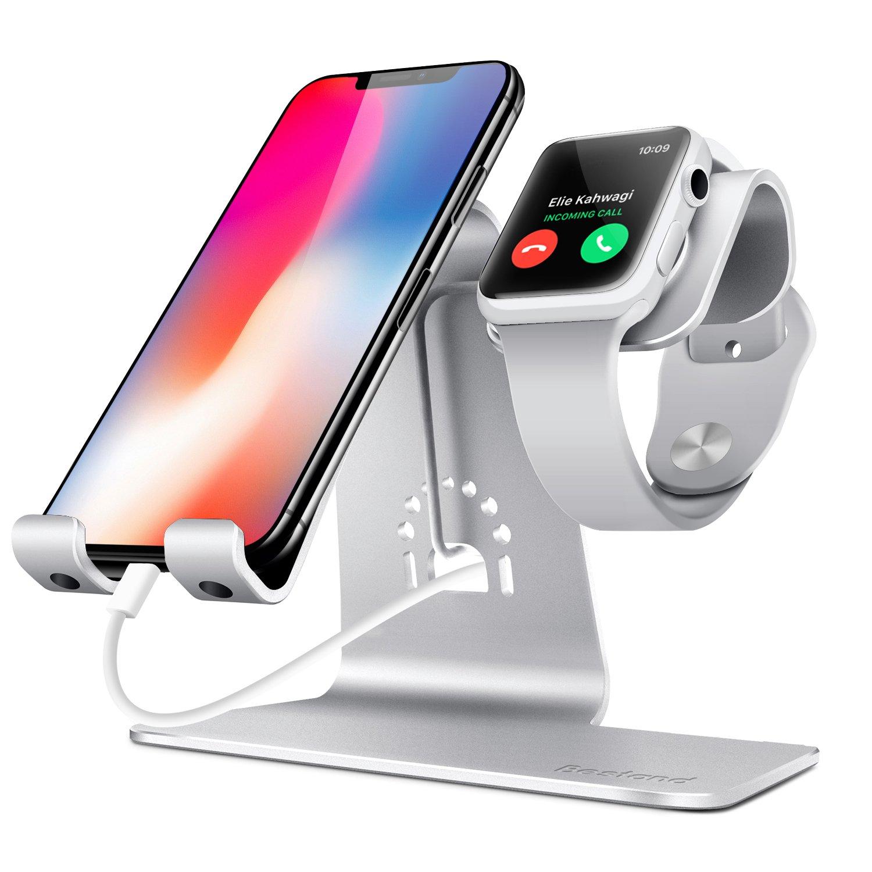 Station de Recharge pour Smartphone et Montre Connectée
