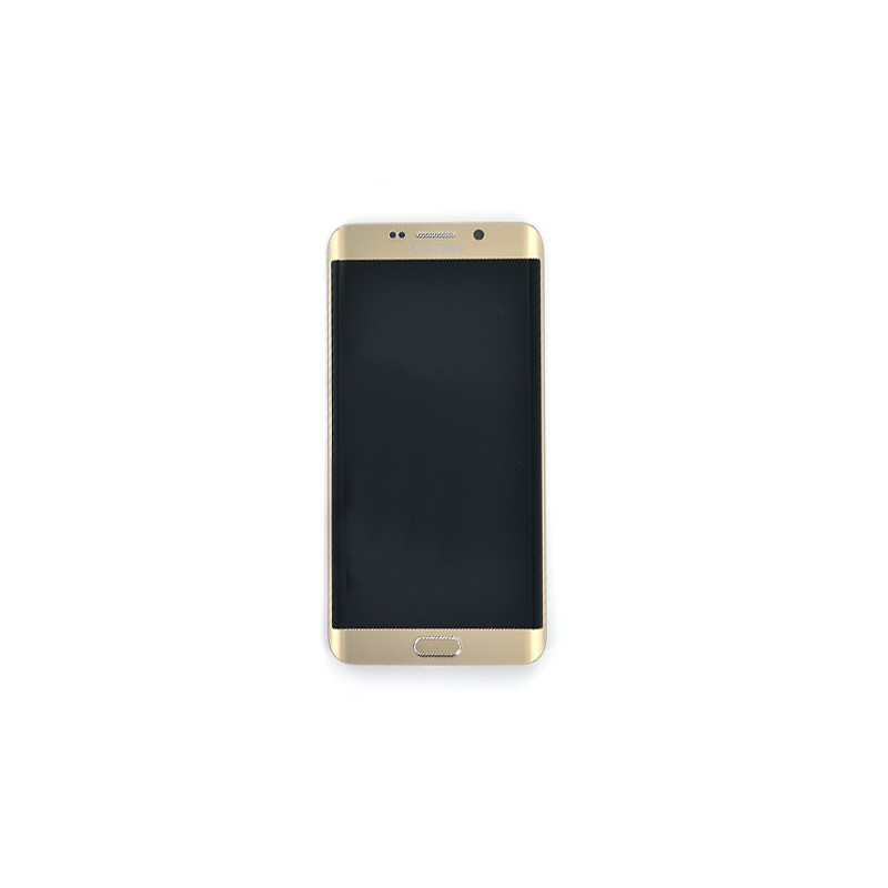 Bloc Ecran LCD Complet pour Samsung Galaxy S6 Edge + (G928F) - Or