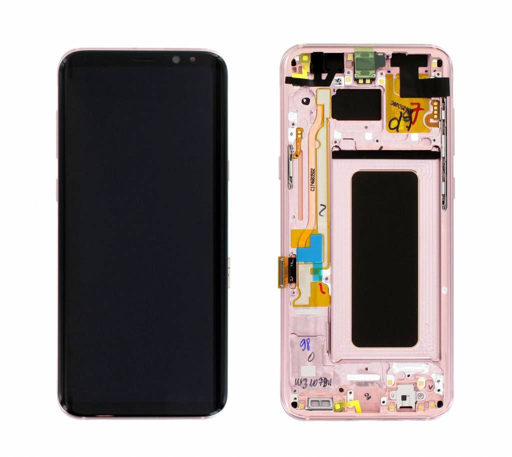Bloc Ecran LCD Complet pour Samsung Galaxy S8 (G950F) - Rose