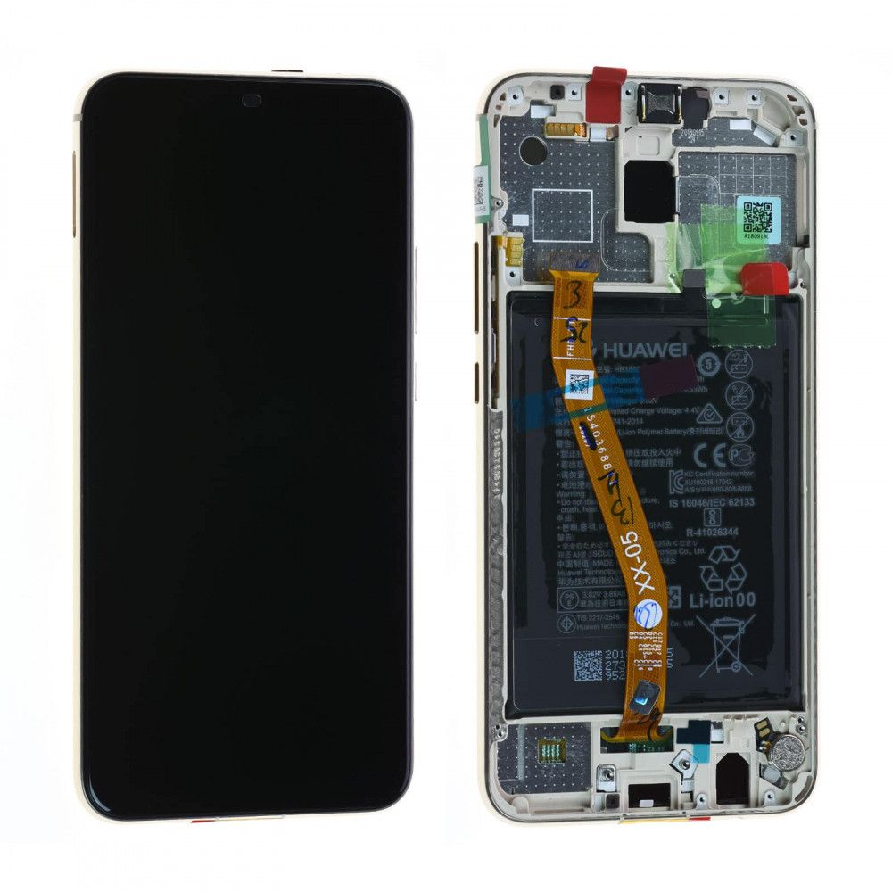 Bloc Ecran LCD Complet pour Huawei Mate 20 Lite - Or