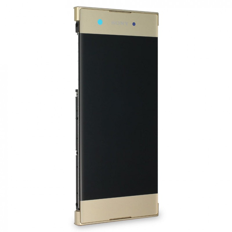 Bloc Ecran LCD Complet pour Sony Xperia XA1 (G3121) - Or