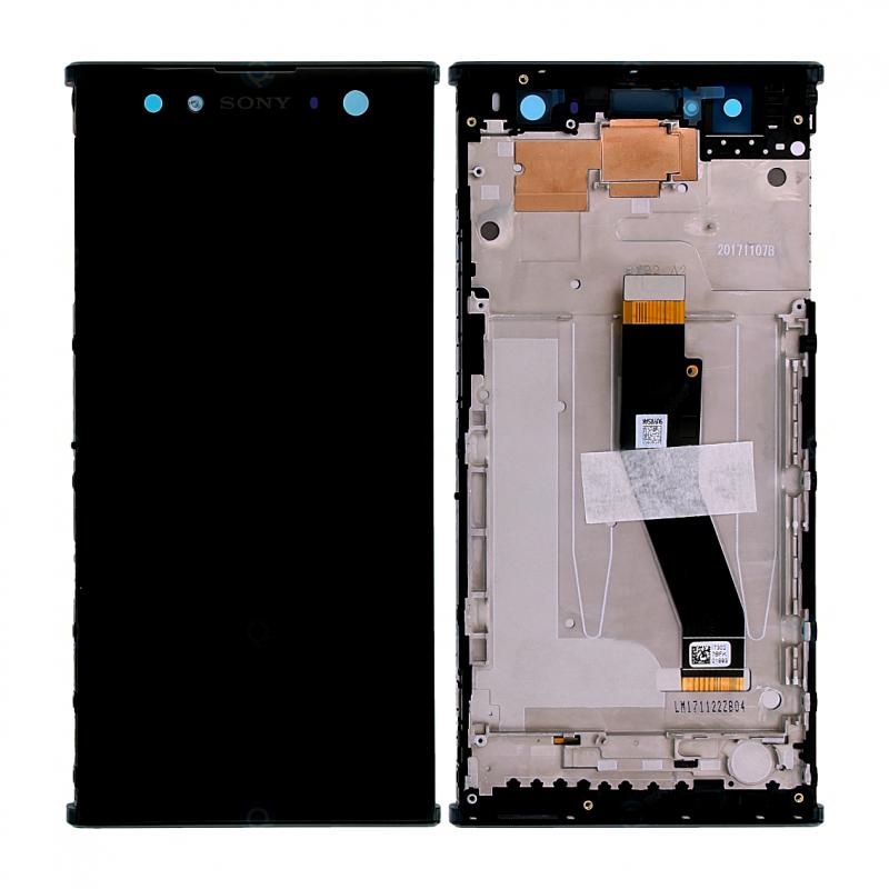 Bloc Ecran LCD Complet pour Sony Xperia XA2 Ultra (H4213) - Noir