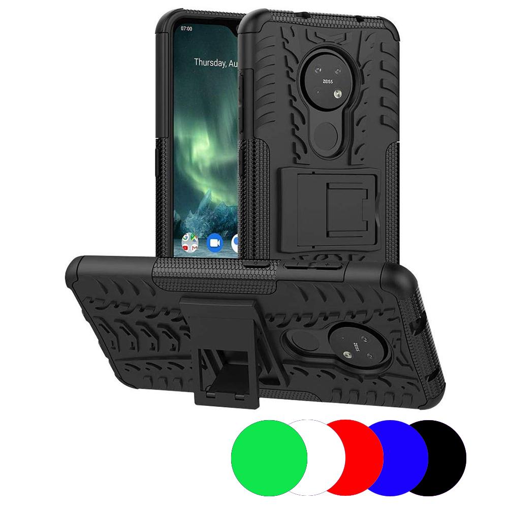 Coque Anti Chocs pour Nokia 7.2 Modèle Spider