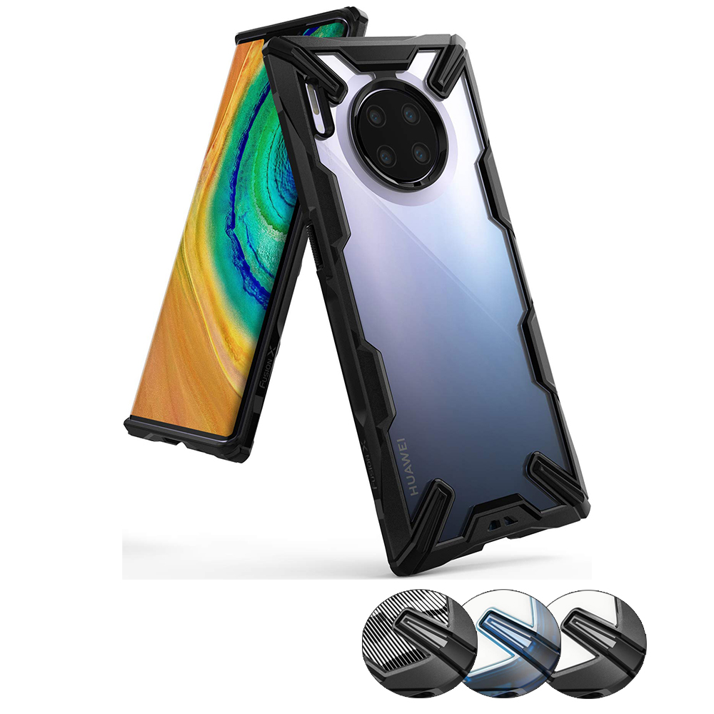 Coque de Protection Anti-Chocs Militaire pour Huawei Mate 30 Pro