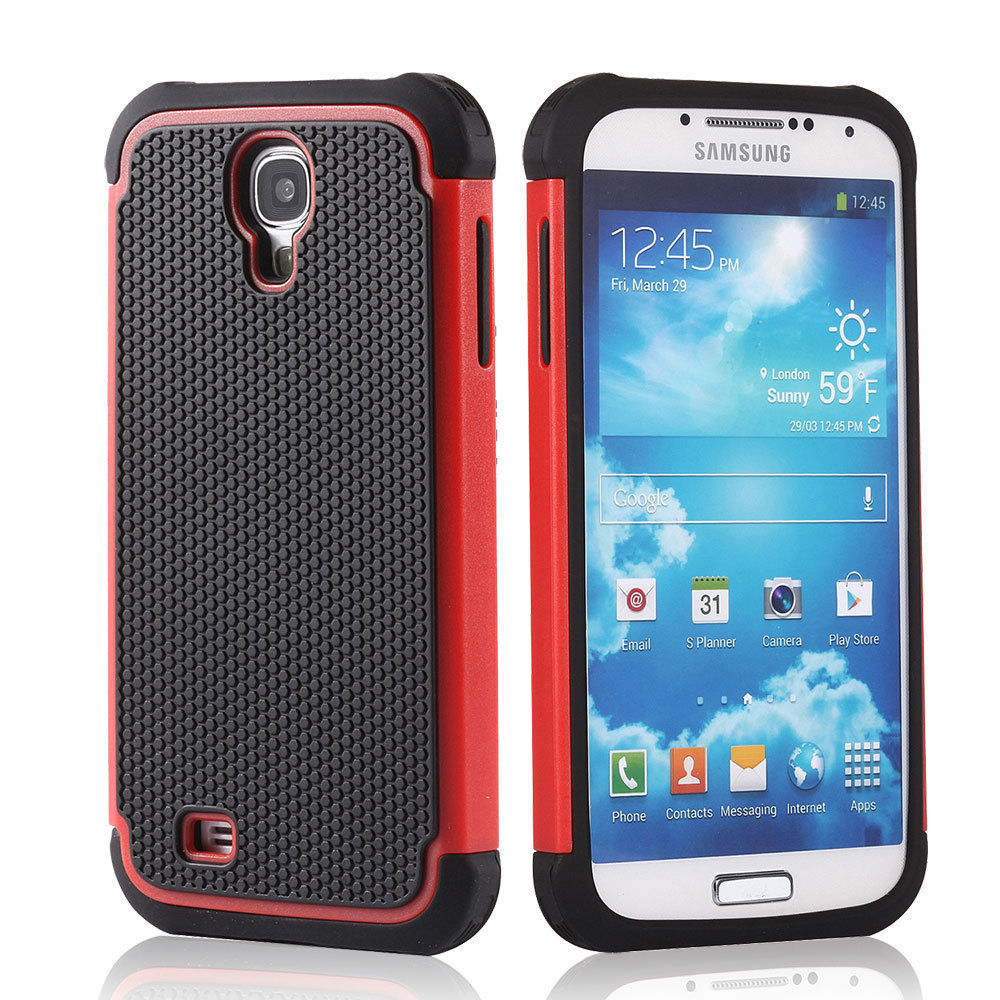 Etui housse coque anti choc samsung galaxy s4 film ebay for Housse samsung galaxy s4