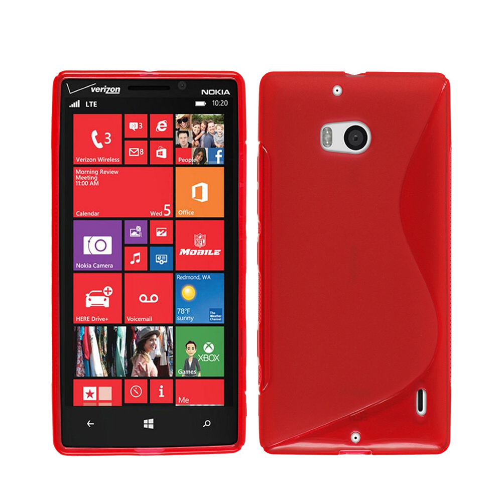 Coque-Gel-Vague-S-Pour-Nokia-Lumia-930-Film
