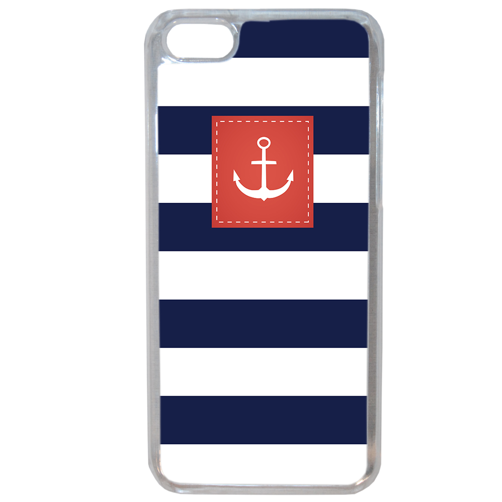 Coque Souple Pour Apple Iphone 8 Plus Motif Marin Breton 2