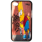 Coque Rigide Bart Pour Apple Iphone 4 - 4s