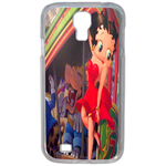 Coque Rigide Betty Boop Samsung Galaxy S4