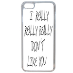 Coque Souple Pour Apple Iphone 6 Plus - 6s Plus Humour I Don't Like U