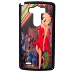 Coque Rigide Betty Boop Pour Lg G3