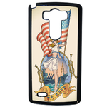 Coque Rigide Pin-Up Usa Pour Lg G4
