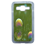 Coque Rigide Bulles De Savon Pour Samsung Galaxy Core Prime