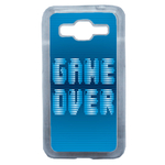 Coque Rigide Geek Game Over 1 Pour Samsung Galaxy Core Prime
