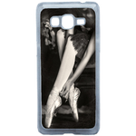 Coque Rigide Danseuse Ballerine Samsung Galaxy Grand Prime